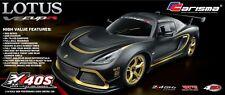 Carisma M40S 1/10 4WD Lotus Exige V6 Cup R RTR