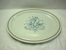 "Royal Doulton Lambethware Inspiration 16"" Oval Serving Platter"