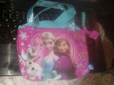 NWT Frozen Elsa & Anna Purse bag short & cross body strap  NEW