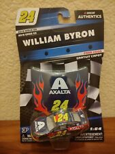 2019 Wave 3 William Byron Axalta 1/64 NASCAR Authentics Diecast