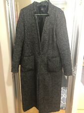 Women's Coat/Long Wool/Winter Jacket Coat Only Size Small