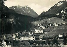 Italia Forni Avoltri panorama photo postcard