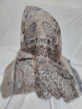 Bone con volant 100/% COTONE Hijab Velo Copricapo Nuovo