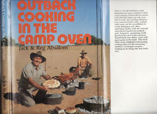 OUTBACK COOKING IN THE CAMP OVEN - JACK AND REG ABSALOM   bush food Australia lo
