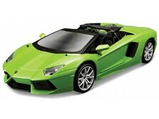 LAMBORGHINI AVENTADOR 1:24 * Box Slightly Damaged car diecast KIT Model Assembly