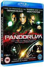 PANDORUM - BLU-RAY - REGION B UK