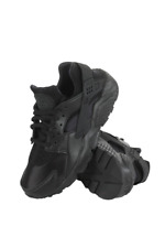 634835-012 NIKE BLACK/BLACK WOMEN AIR HUARACHE RUN