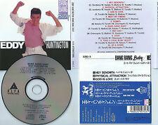 EDDY HUNTINGTON-BANG BANG BABY-1988-JAPAN-ALFA INTERNATIONAL 32B2-8-OBI-CD-MINT-