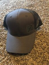 Mesh Hat---Worldwide ship --Hornady Brown Tan Embroidered   Cap NEW