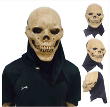 Scary Skull Mask Horror Fancy Head Face Ghost Skeleton Halloween Costume Party