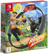 Ring Fit Adventure | Nintendo Switch New