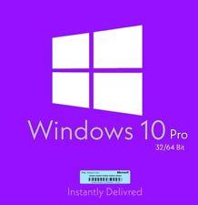 Windows10 Pro Key ⭐ Professional ⭐ Multi-language ⭐ 32/64bit ⭐ Instant delivery