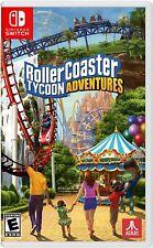 RollerCoaster Tycoon: Adventures - Nintendo Switch Standard Edition*