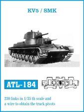 Friulmodel Metal Tracks for 1/35 KV5 / SMK Kliment Voroshilov Tank