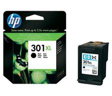Original Boxed HP 301XL Black Ink Cartridge For DeskJet 3050ve Inkjet Printer