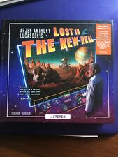 ARJEN ANTHONY LUCASSEN-LOST IN THE NEW REAL 2XCD PROG METAL