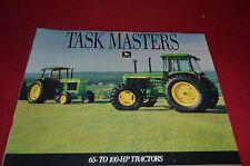 John Deere 2555 2755 2955 3055 3255 Tractor Dealer's Brochure Amil8