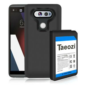 10800mAh Extended Battery For LG V20 H990 ,H918 + TPU Case Cover【USA Stock】
