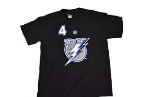 Reebok Youth Boys NHL Tampa Bay Lightning Vincent LeCavalier Shirt Look L