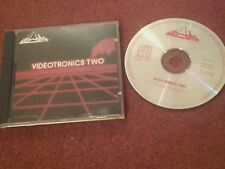 """Videotronics Two"" CD Composed By Andy Quin For Audio Visual & Film Production"