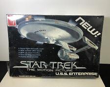 AMT New Sealed Star Trek U.S.S Enterprise Unassembled Model Kit 1979 Lesney S970