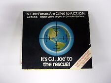 GI JOE OPERATION ACTION CATALOG Vintage Brochure Booklet COMPLETE 1987