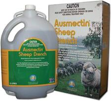 Ausmectin Ivermectin Broad Spectrum Sheep Oral Drench 5 Litre (Equiv Ivomec)