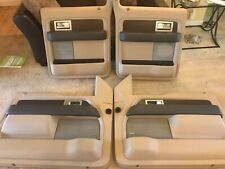09-14 Ford F-150 Lariat Door Panels Set Of 4