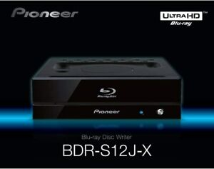 Pioneer Built-in BD Drive (BDXL Support) BDR-S12J-X from Japan