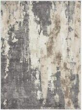 Rugs Area Rugs Carpets 8x10 Rug Modern Large Grey Floor Bedroom Gray 5x7 Rugs ~