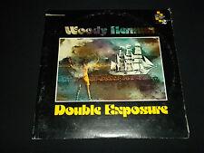 Woody Herman Double Exposure 2 LP STEREO~1976 Chess Jazz Big Band~Fast Ship! Shi