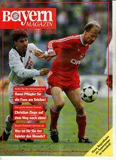 BL 90/91 FC Bayern München - Fortuna Düsseldorf