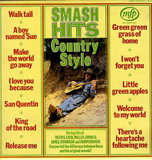 LP  Smash Hits Country Style 1
