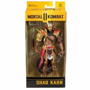 "McFarlane Mortal Kombat 11 XI Series 5 Shao Kahn 7"" Action Figure In Stock"