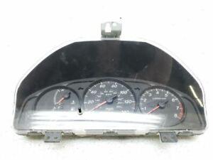 00 Mazda Protege Speedometer Cluster With Tachometer From OEM BJ0K55430C