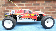 Vintage Thunder Tiger RTR 1/10 Electric R/C AT-10ES 2WD Stadium Truck