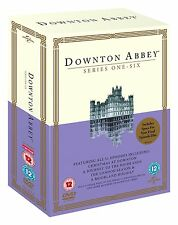 "DOWNTON ABBEY 1-6 COMPLETE SERIES COLLECTION DVD BOX SET 23 DISCS ""NEW&SEALED"""