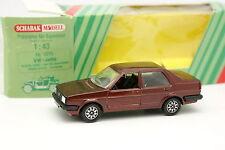 Schabak 1/43 - VW Jetta MKII Marron