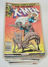 The Uncanny X-Men Lot of 89 Marvel Comic
