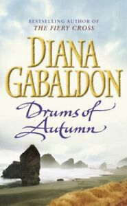 Drums Of Autumn: (Outlander 4) by Gabaldon, Diana Paperback Book The Cheap Fast