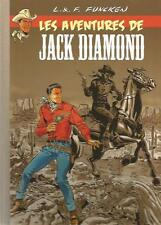 L & F Funcken intégrales Les aventures de Jack Diamond  tirage de tête 75 ex