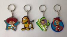Lot of 4 Toy Story Keyrings - Perfect for loot bags & party favours