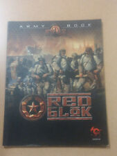AT 43    Red Blok   Army Book  Rackham