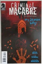 2007 CRIMINAL MACABRE: MY DEMON BABY #3 OF 4  -  NM               (INV5802)