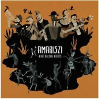 Amariszi - Nine Balkan Nights [CD]