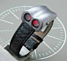 brand new red led drivers watch exclusive club design retro style ltd 70s