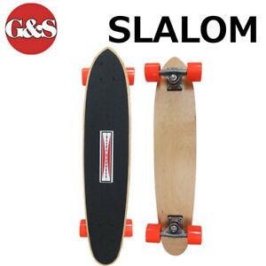Gordon & Smith Skateboard G&S Complete reprint model the 70s and 80s SLALOM NEW