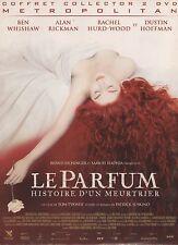 LE PARFUM HISTOIRE D'UN MEURTRIER - COFFRET 2 DVD COLLECTOR - TOM TYKWER