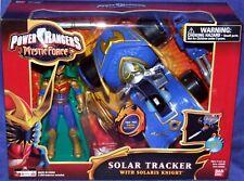 "Power Rangers Mystic Force Solar Tracker w 5"" Solaris Knight New Factory Sealed"
