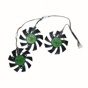 Graphics Fan for ASUS TUF3 RX5700XT O8G GAMING OC TUF3 GTX1660 O6G GAMING OC